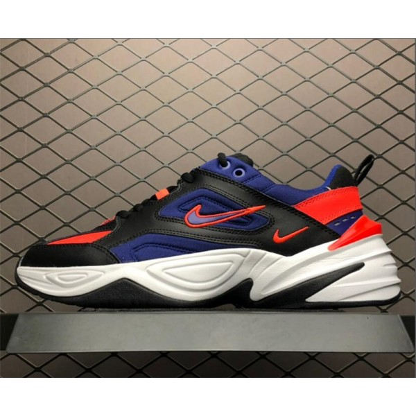 Nike M2K Tekno Navy Blue White-Red AV4789-006