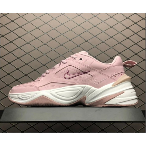 Nike M2K Tekno Plum Chalk Pink White For Women