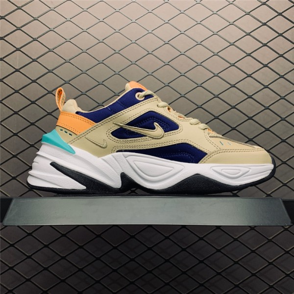 Nike M2K Tekno Desert Ore Deep Royal Blue For Women