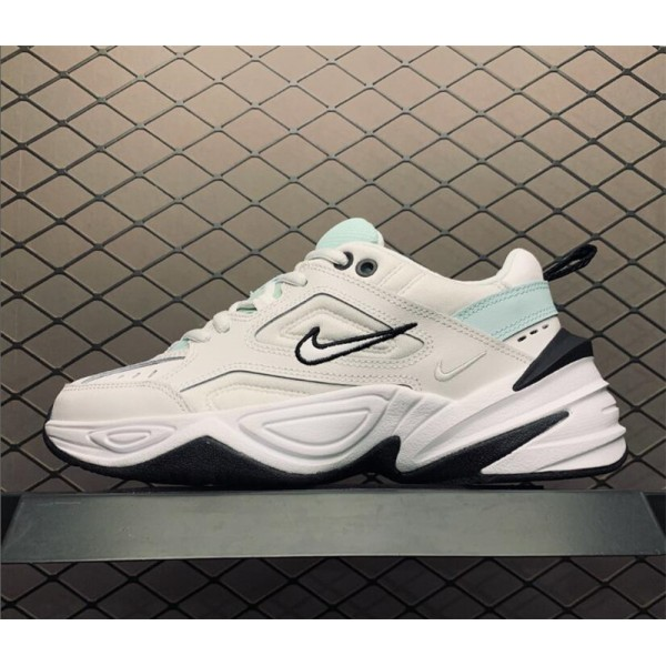 Nike M2K Tekno White Blue AO3108-013 For Women
