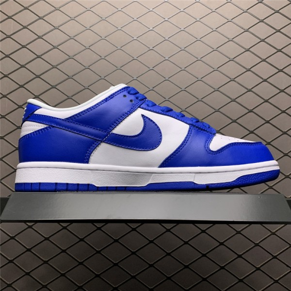 Nike Dunk Low SP Kentucky White Varsity Royal