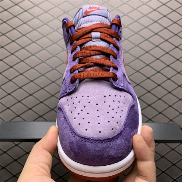 Nike Dunk Low Retro Vol. 1 SP Daybreak Barn-Plum Shoes