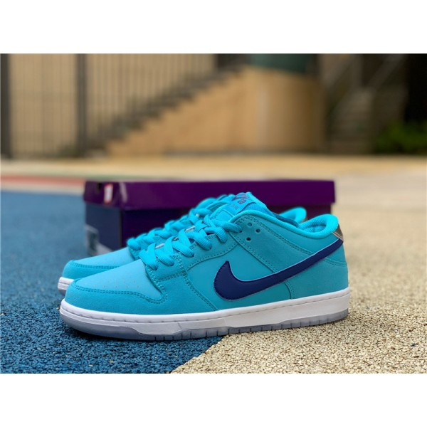 Nike SB Dunk Low Blue Fury Shoes BQ6817-400