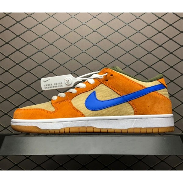 New Release Nike Dunk Low Pro SB Corduroy Dusty Peach For Men