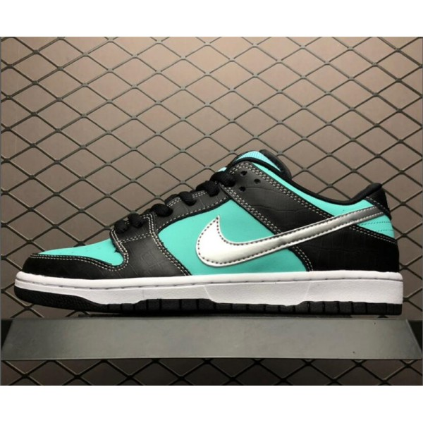 Nike Dunk SB Low Diamond Supply Co. Tiffany