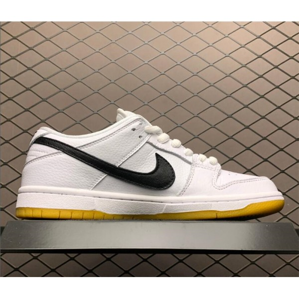 Nike SB Dunk Low Orange Label White Gum On Sale