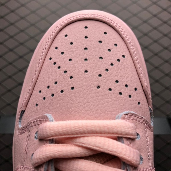 Nike SB Zoom Dunk High PRO Pink White Free Shipping For Women