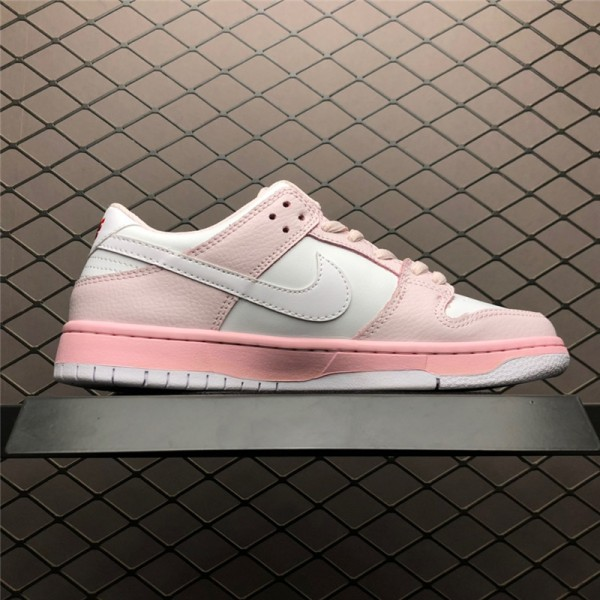 Nike Dunk SB Low Elite Pink White BV1310-012 For Women