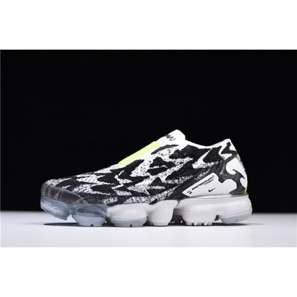 ACRONYM x Nike VaporMax Moc 2 Light Bone Black Shoes For Men