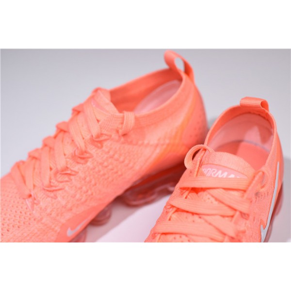 Nike Air VaporMax 2.0 Crimson Pulse Sail-Coral Sand For Women