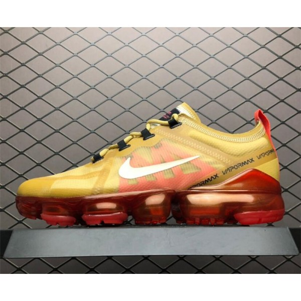 Nike Air VaporMax Club Gold Ember Glow For Men