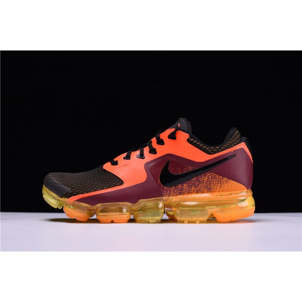 Nike Air VaporMax CS Total Crimson Black For Men
