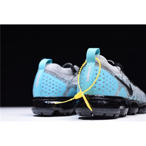 Nike Air VaporMax 2.0 Black Dusty Cactus-Hyper Jade For Men