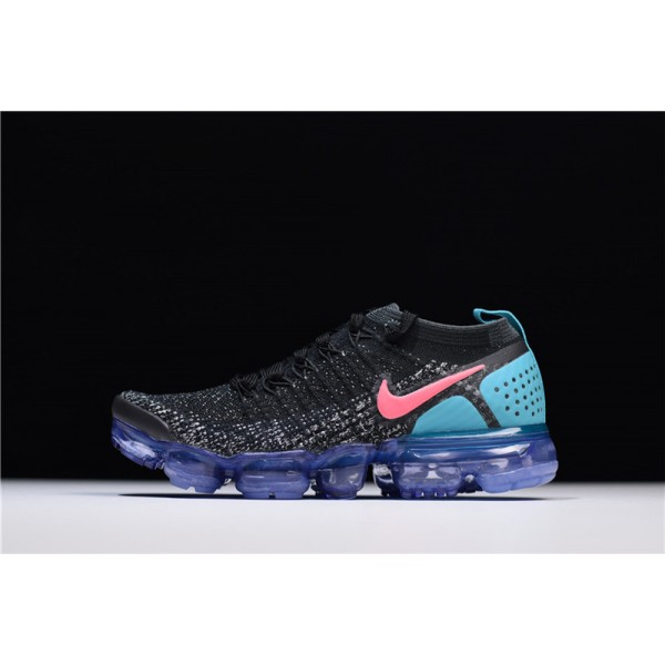 Nike Air VaporMax 2.0 Black Hot Punch-White-Dusty Cactus