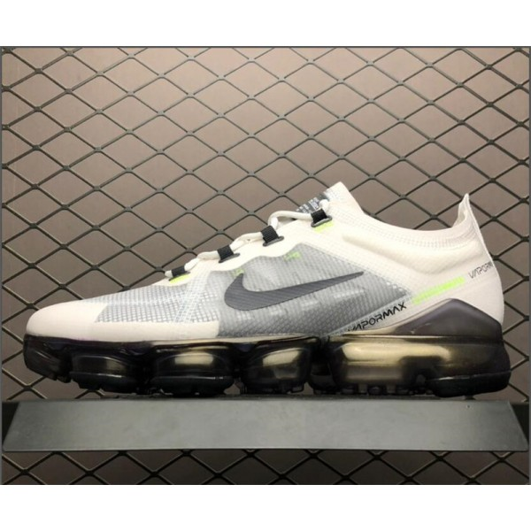 Nike Air VaporMax PRM Lime Blast White Dark Grey For Men