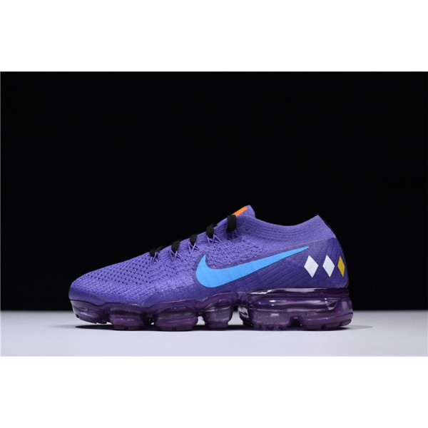 NikeLab Air VaporMax Flyknit Purple Water Moonlight For Women